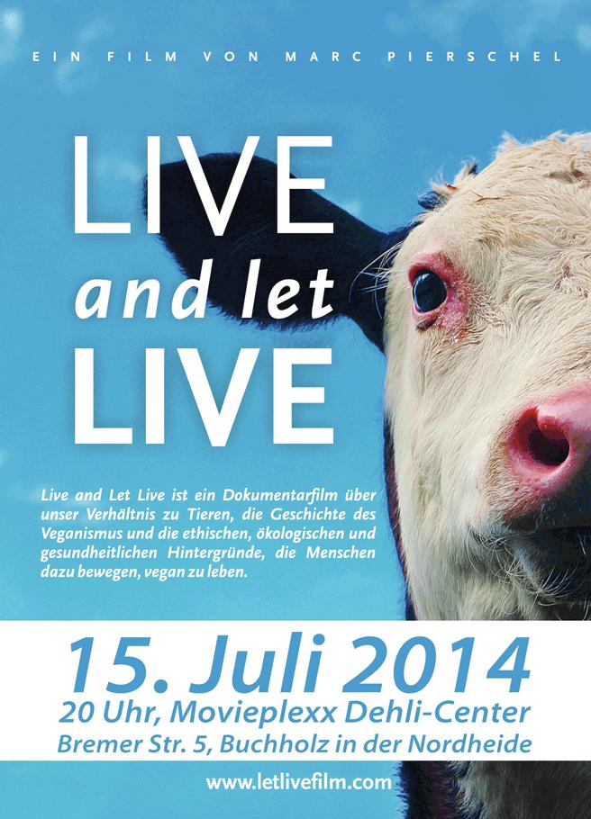 LiveAndLetLive_flyer_a6_Buchholz